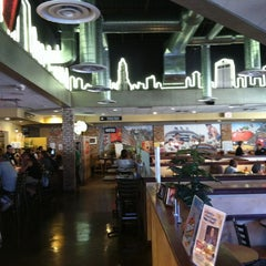 Photo taken at Chompie's Deli by Jewfro C. on 7/15/2012