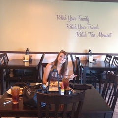 Photo taken at Relish by Robin P. on 5/20/2012