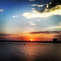 Photo taken at Mission Bay by Joey K. on 9/10/2012