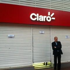 Photo taken at Claro S/A São Paulo itaim bibi by Fabio S. on 5/25/2012