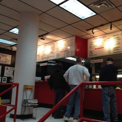Photo taken at Luke's Italian Beef by VirVit on 4/7/2012