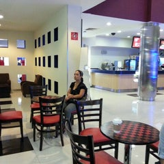 Photo taken at Cinemex by Alberto M. on 7/29/2012