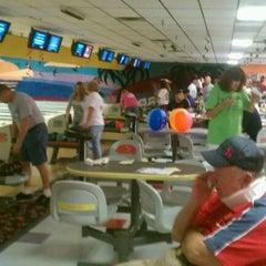 Photo taken at Lane Glo Bowl by Gigi D. W. on 3/27/2012
