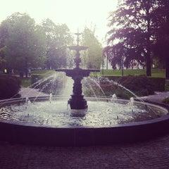 Photo taken at Stadsparken by Peter J O. on 5/15/2012