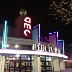 Photo taken at AMC Lennox Town Center 24 by Jean J. on 3/24/2012