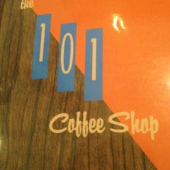 Photo taken at The 101 Coffee Shop by Jason M. on 9/2/2012