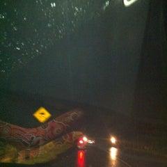 Photo taken at Jalan Worang Bypass by monaliana m. on 4/1/2012