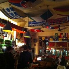 Photo taken at Bar Kick by Elisa L. on 2/21/2012