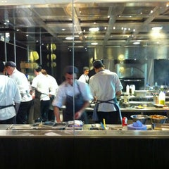 Photo taken at Dinner by Heston Blumenthal by Pedro M. on 5/13/2012