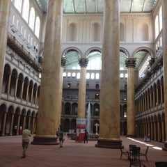 Photo taken at National Building Museum by Chip T. on 6/17/2012