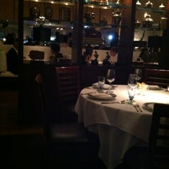 Photo taken at Nan Thai Fine Dining by Victoria R. on 3/4/2012