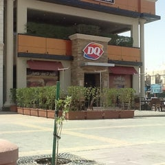 Photo taken at Dairy Queen | ديري كوين by Norj A. on 7/12/2012