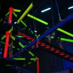 Photo taken at WonderWorks by Alan B. on 8/8/2012
