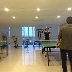 Photo taken at Goldensoft Sport Station by Telak H. on 5/22/2012