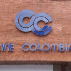 Photo taken at Cine Colombia by Guido B. on 6/14/2012
