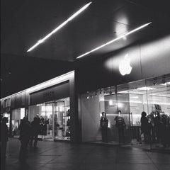 Photo taken at Apple Store, Century City by Josiah F. on 9/2/2012