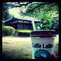 Photo taken at 哲学堂公園 by yuki.i on 9/4/2012
