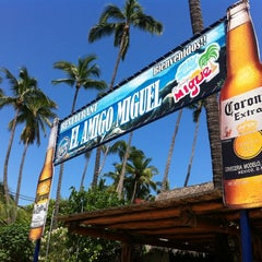 Photo taken at El Amigo Miguel by Benjamin R. on 7/13/2012