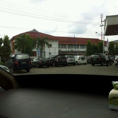 Photo taken at Kantor Pos Samarinda by Christian T. on 2/15/2012