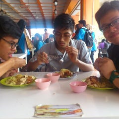 Photo taken at Kak Ina Station by Nabil A. on 8/29/2012