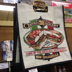Photo taken at Central Grocery Co. by Richie S. on 4/21/2012