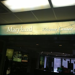 Photo taken at Chesapeake House Travel Plaza by Lauren T. on 3/31/2012
