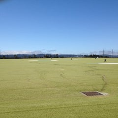 Photo taken at Burlingame Golf Center by Kelsey E. on 8/25/2012