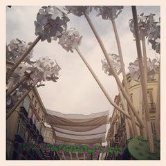 Photo taken at Calle Marqués de Larios by Carmen M. on 8/18/2012