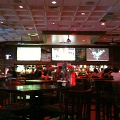 Photo taken at Fox and Hound by AJ S. on 4/17/2012