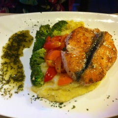 Photo taken at Trattoria Cucina Italiana by Charleston C. on 6/19/2012