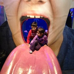 Photo taken at Children's Museum of Manhattan (CMOM) by Latha S. on 2/25/2012