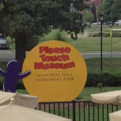 Photo taken at Please Touch Museum by Eamonn on 8/25/2012