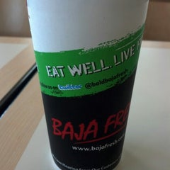 Photo taken at Baja Fresh by Mona C. on 8/12/2012