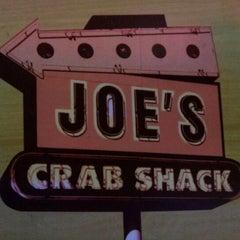 Photo taken at Joe's Crab Shack by Jesse M. on 6/21/2012
