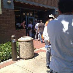 Photo taken at Department of Motor Vehicles by Jessica V. on 8/20/2012
