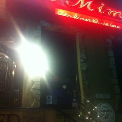 Photo taken at Da Mimmo Italian Restaurant by Juliana C. on 4/5/2012