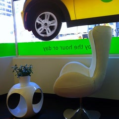Photo taken at Zipcar San Francisco - Office by Rosemarie M. on 6/28/2012