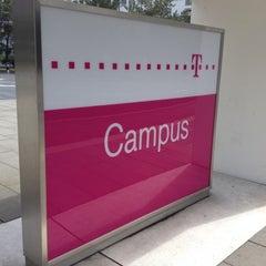 Photo taken at Deutsche Telekom Campus by XaB on 6/5/2012