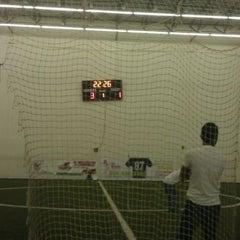 Photo taken at Soccerdome by Kemuel C. on 3/17/2012