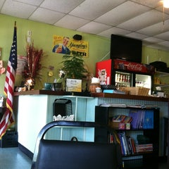 Photo taken at Michael's Cafe by Steve S. on 5/24/2012