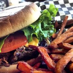 Photo taken at LA Burger by Tony D. on 3/24/2012