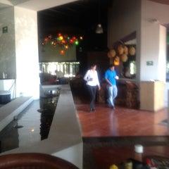 Photo taken at Alai 2 by Jose Z. on 4/25/2012