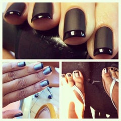 Photo taken at First Class Nails & Spa by Elan N. on 7/22/2012