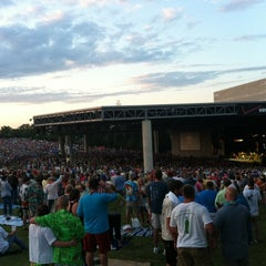 Photo taken at PNC Music Pavilion by Jason G. on 6/9/2012