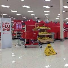 Photo taken at Super Target by Chris B. on 8/27/2012