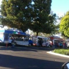 Photo taken at La Mesa Food Truck Gathering by Sam J. on 7/25/2012