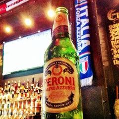 Photo taken at English Bar & Restaurant by Meagan B. on 6/24/2012