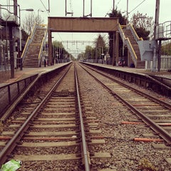 Photo taken at Stanford-le-Hope Railway Station (SFO) by Josh H. on 5/4/2012