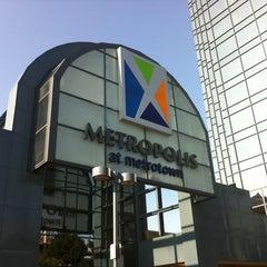 Photo taken at Metropolis at Metrotown by Victor J. on 7/22/2012