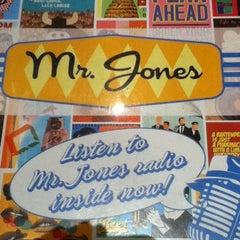 Photo taken at Mr. Jones by Cor L. on 3/11/2012